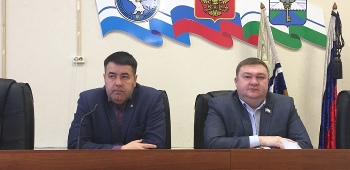 В администрации Майминского района прошло совещание с главами поселений