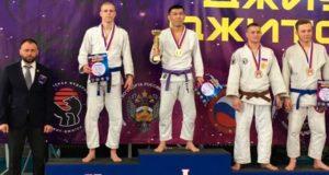 Алтайский спортсмен победил во всероссийском турнире по джиу-джитсу