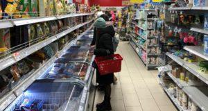 Ситуация в горно-алтайских магазинах – есть ли ажиотаж?