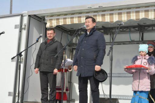 Jылгайак отпраздновали в Турочакском районе