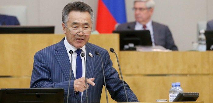 «Наша общая задача — сохранение единства Российского государства»