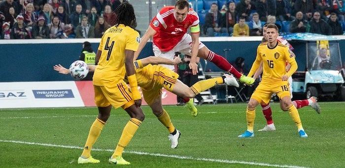 На матче с Россией Бельгию будут поддерживать более тысячи фанатов