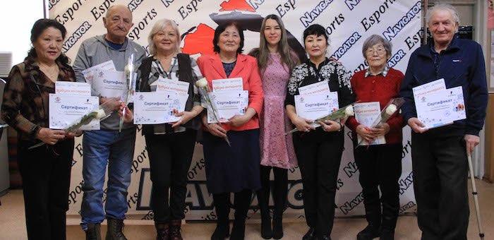 Успешный эксперимент: «Ростелеком» и клуб Navigator обучили «Азбуке интернета» вторую группу пенсионеров