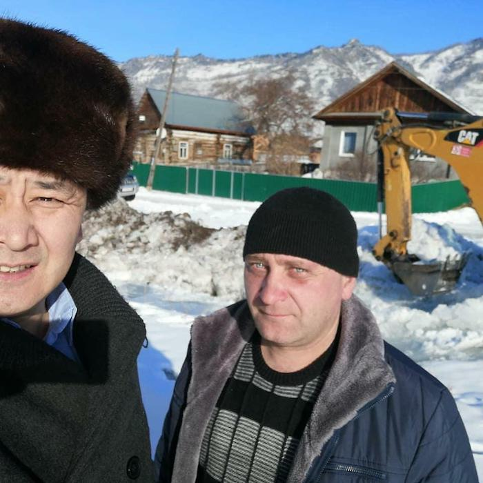 Эрчим Сарбашев