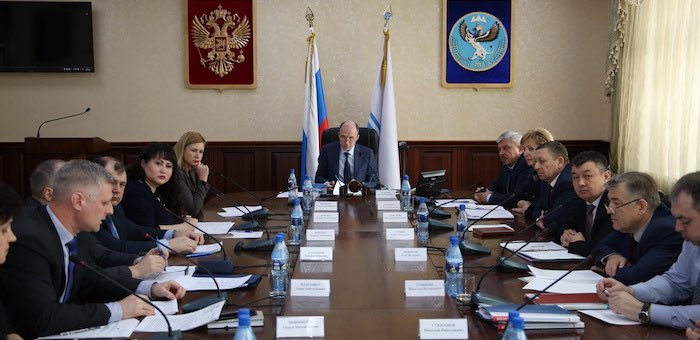 Олег Хорохордин поддержал инициативы Общественной палаты