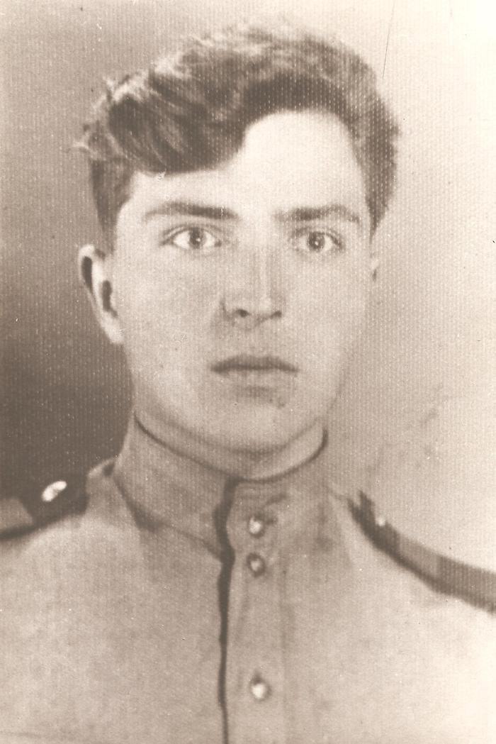 Росохотрыболовсоюз наградил участника Великой Отечественной войны из Майминского района