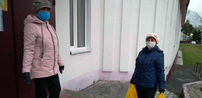 Женсовет Майминского района оказал помощь многодетной семье