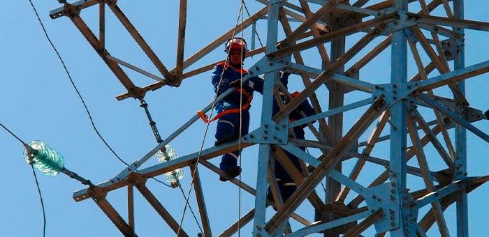 В Республике Алтай энергетики возобновили ремонтную кампанию