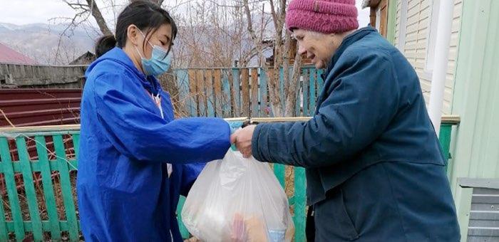 20 тысяч пенсионеров в Республике Алтай получат продуктовые наборы