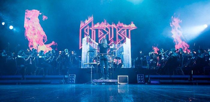 «Ростелеком» покажет живой концерт группы «Ария»