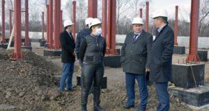 Строительство первого агропромышленного парка началось в Республике Алтай