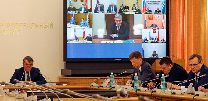 Полпред президента и глава Россети Сибирь обсудили с регионами подготовку электросетевого комплекса к зиме