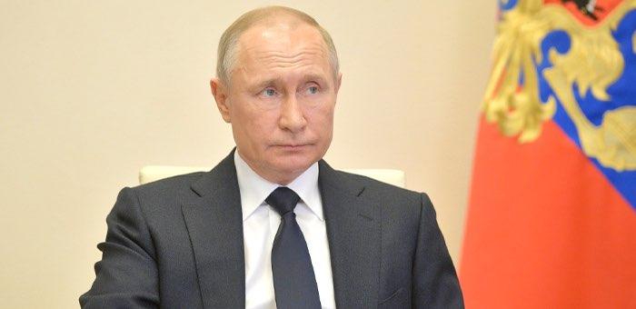 Владимир Путин объявил о новых мерах помощи бизнесу и регионам