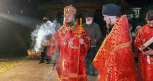 Как в Горно-Алтайске отпраздновали Пасху в режиме самоизоляции