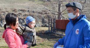 Малоимущие многодетные семьи Республики Алтай получат продуктовые наборы