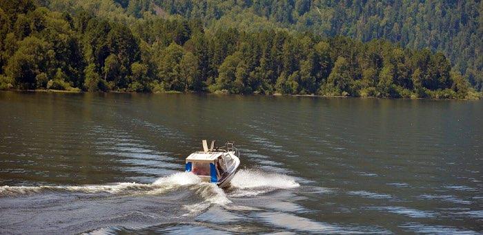 Навигация на Бие и Телецком озере начнется с 25 мая