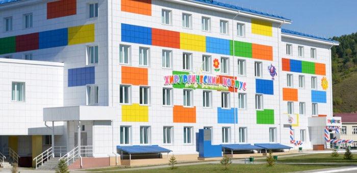Госпиталь для больных Covid-19 открылся на базе ресбольницы