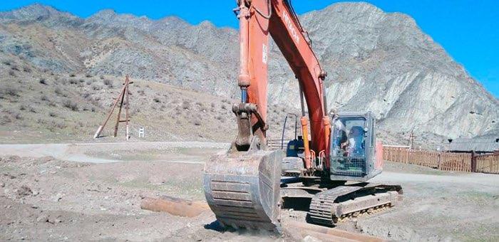 Ремонт дорог в рамках национального проекта стартовал в Республике Алтай