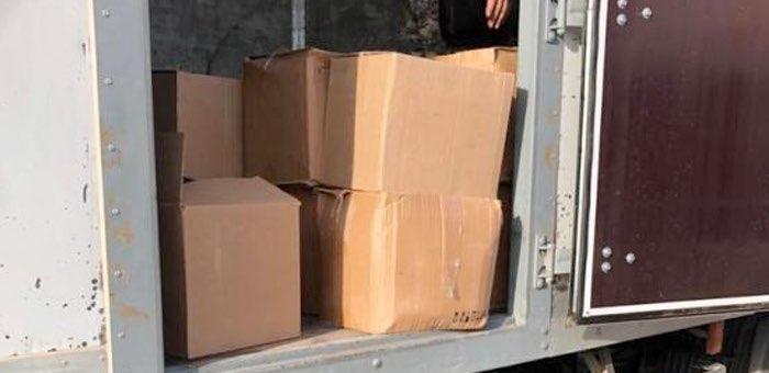 Полицейские изъяли у экспедитора 240 бутылок водки, купленных на юбилей жены