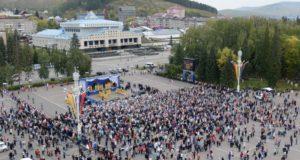 Сегодня состоится онлайн-обсуждение проекта благоустройства центра Горно-Алтайска