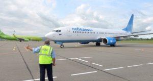 Авиасообщение между Горно-Алтайском и Москвой приостановлено