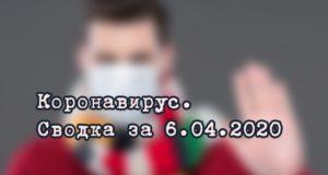 Ситуация с коронавирусом в Республике Алтай. Сводка за 6 апреля