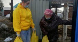 Команда волонтеров Майминского района готова прийти на помощь