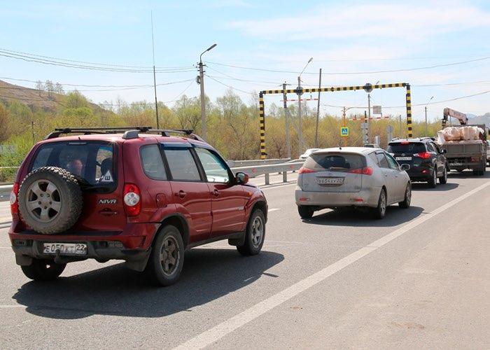 Патрульные посты контролируют весь въезжающий в Республику Алтай транспорт