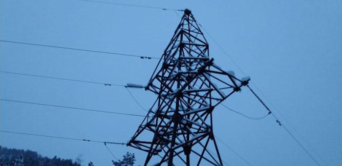 В Чемале будут судить мужчину, который оставил без электроснабжения полреспублики