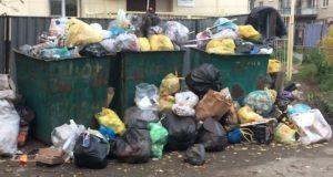 Долг жителей Горно-Алтайска за вывоз отходов превысил 20 млн рублей