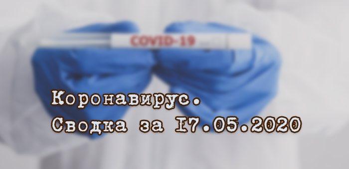 Ситуация с коронавирусом в Республике Алтай. Сводка за 17 мая