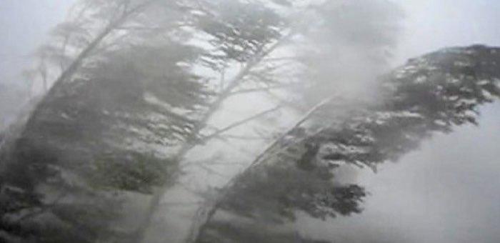 Штормовое предупреждение: на Алтае ожидаются снег, дождь и сильный ветер