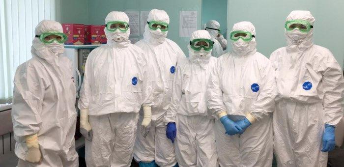 Медики, участвующие в борьбе с коронавирусом, получили уже 16 млн рублей стимулирующих выплат