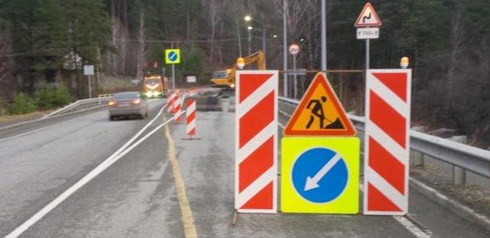 Движение по мосту через Муны 20 и 21 мая ограничат