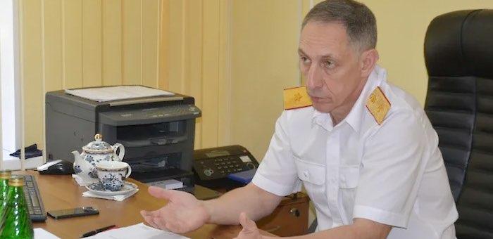 Бывший руководитель республиканского СУСК возглавил следственное управление Подмосковья