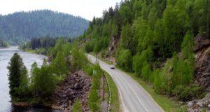 Дорога до Телецкого озера стала частью Чуйского тракта и получила статус федеральной