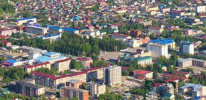 В Горно-Алтайске готовятся к благоустройству центральной площади