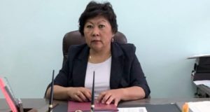 Главврачом Кош-Агачской районной больницы стала Роза Чалгымбаева