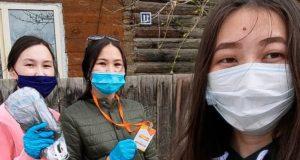 К акции #МыВместе присоединились 119 студентов-медиков