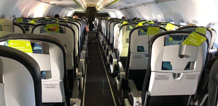 Коронавирус обнаружили у еще одного пассажира московского авиарейса