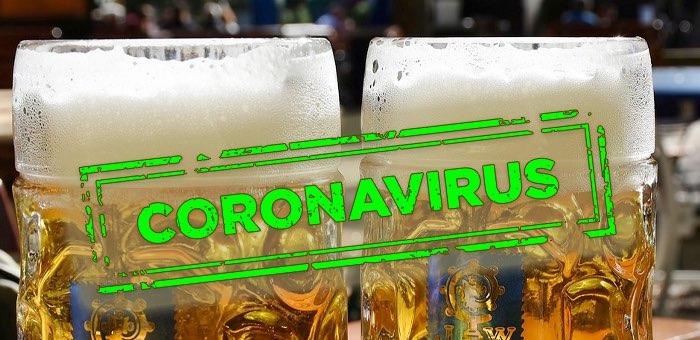 Пиво «Коронавирус»… Сварено на Алтае