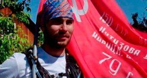 Житель республики 9 мая пробежал 75 километров в честь юбилея Победы