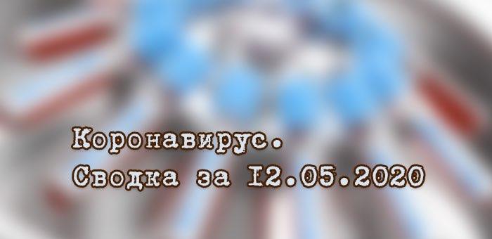 Ситуация с коронавирусом в Республике Алтай. Сводка за 12 мая