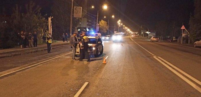 Пешеход погиб под колесами автомобиля в Майме