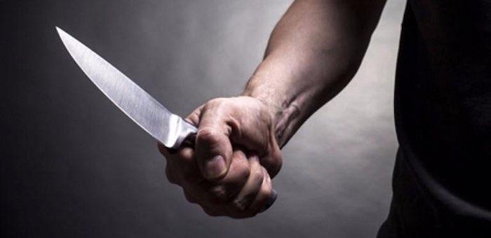 Дважды судимый за избиение жены сельчанин опять ударил ее ножом в живот