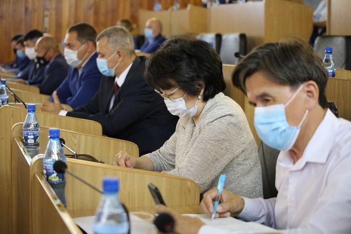 Депутаты одобрили отчет о деятельности правительства за 2019 год