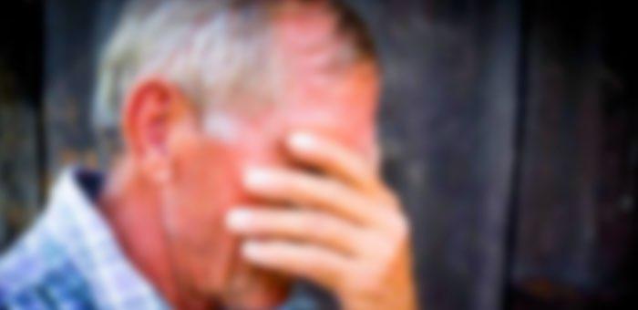 Пенсионер сорвал зло на салоне красоты