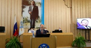 75-летие со дня рождения Валерия Чаптынова отметили на Алтае