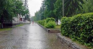Кратковременные дожди и грозы ожидаются на Алтае