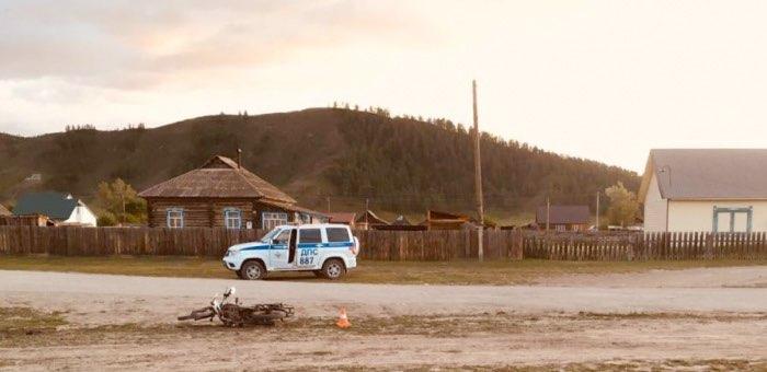 15-летний подросток устроил ДТП в Яконуре